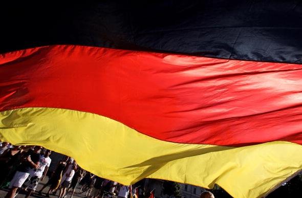 Deutschland Flagge Foto: Miguel Villagran/Getty Images