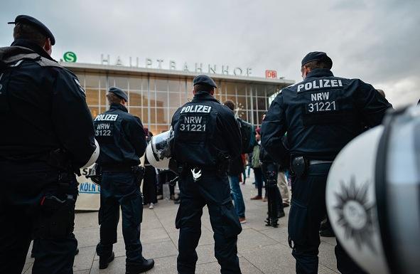BKA-Bericht über Silvester-Straftaten: Sexuelle Übergriffe in 12 Bundesländern