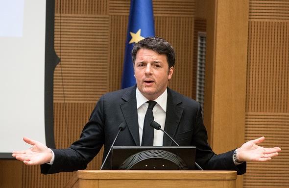 Italiens Ex-Ministerpräsident Renzi legt auch Posten als Parteichef nieder