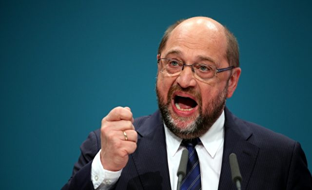 Martin Schulz am 10.12.2015 Foto: über dts Nachrichtenagentur