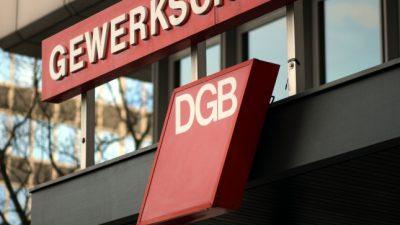 DGB kritisiert CSU-Vorstoß gegen die Lohngleichheit von Mann und Frau