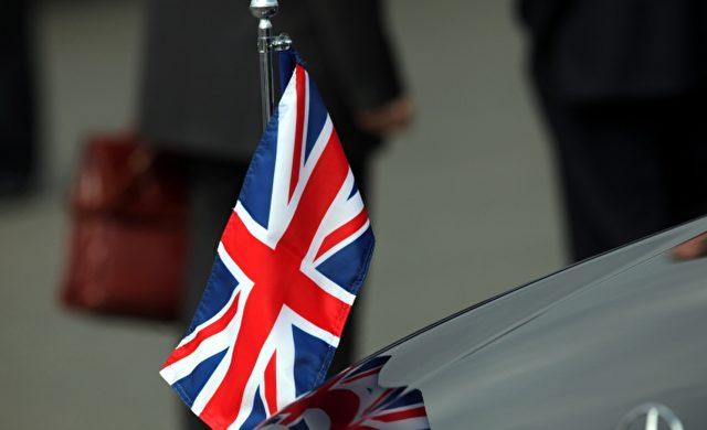 Fahne von Großbritannien Foto: über dts Nachrichtenagentur