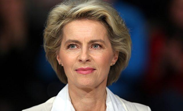 Ursula von der Leyen Foto: über dts Nachrichtenagentur
