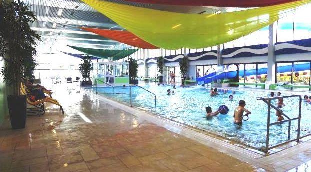 Erstes Freizeitbad in Deutschland öffnet wieder