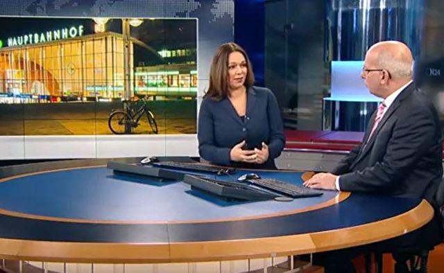 Rainer Wendt, Vorsitzender der Deutschen Polizeigewerkschaft im Gespräch Foto: Screenshot/Youtube