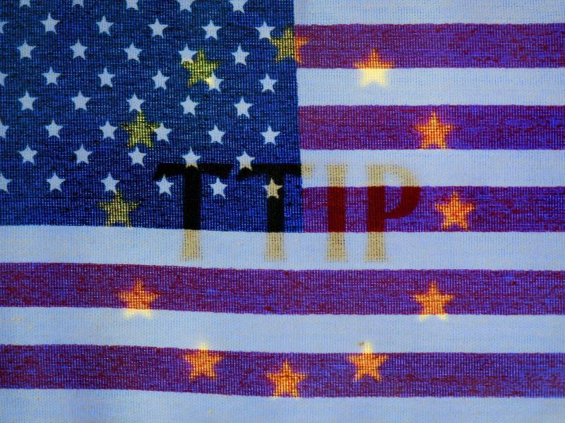 Industrie hofft auf TTIP-Eckpunkte bis Ende 2016
