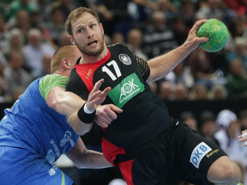 Weinhold führt Handballer bei EM als neuer Kapitän an