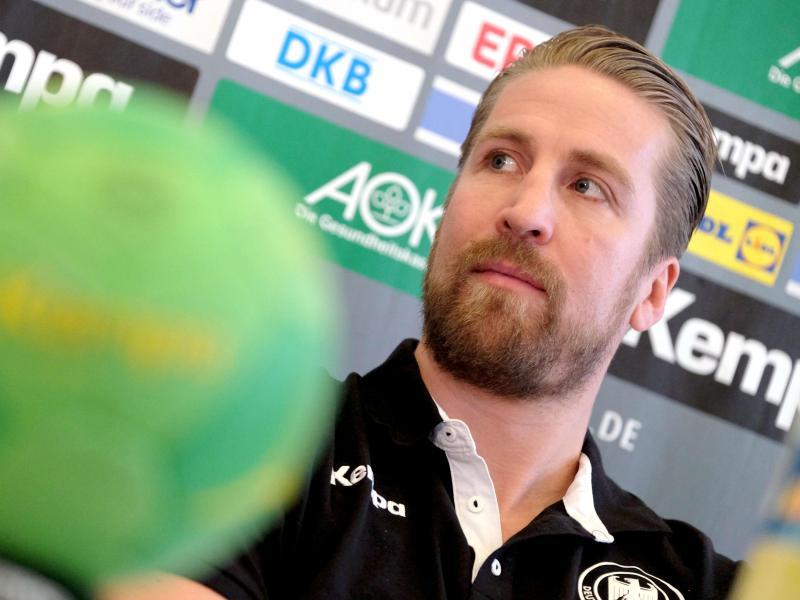 DHB-Team hofft gegen Island auf Dahmke-Einsatz