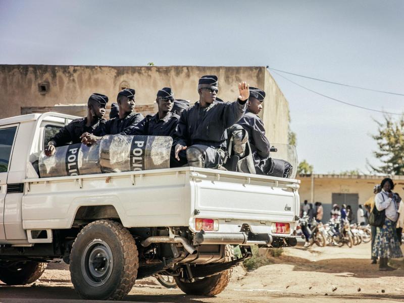 Drei in Burkina Faso vermisste Europäer vermutlich von islamistischen Terroristen getötet