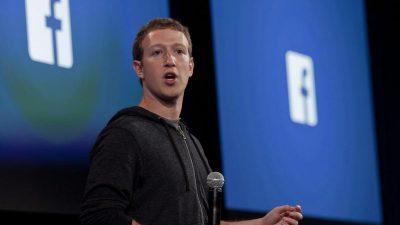 Werbung bringt Facebook Milliarden-Gewinn