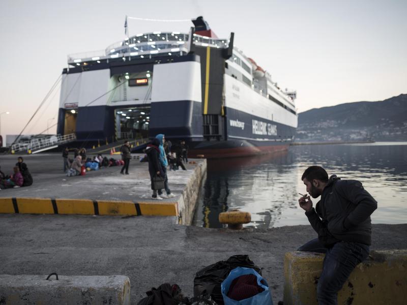 Niederlande zur Flüchtlingskrise: Menschen direkt in die Türkei zurück schicken