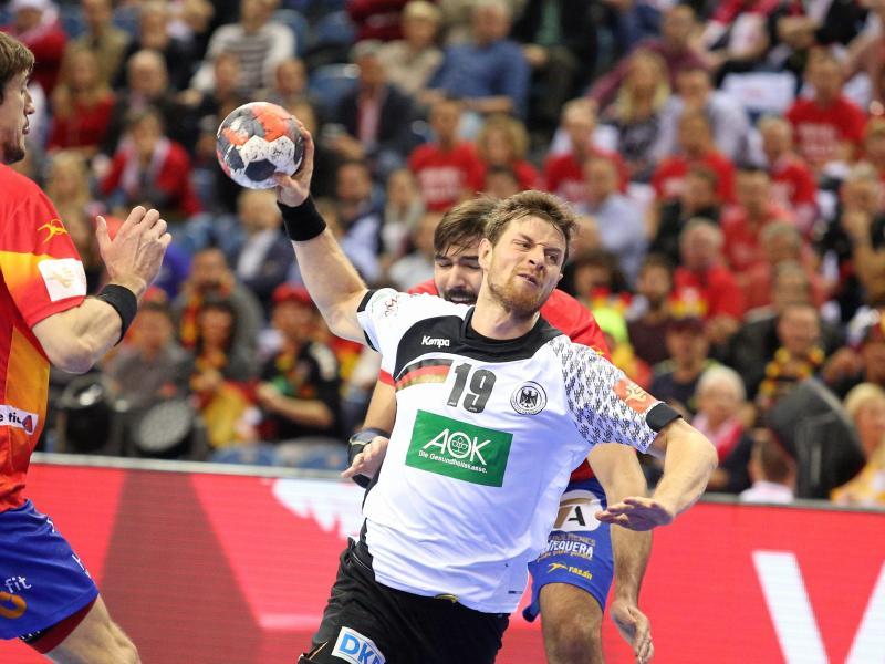 Deutsche Handballer holen EM-Titel – Sieg gegen Spanien