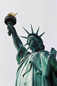 Die New Yorker Freiheitsstatue