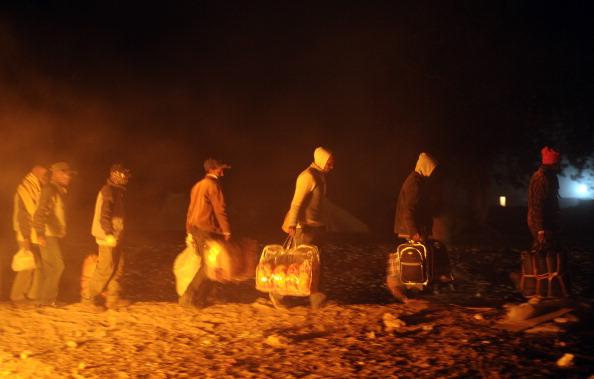 Der Menschenschmuggel boomt: EU-weit 20 Schmuggler-Hotspots – 40.000 Verdächtige in einhundert Herkunftsländern
