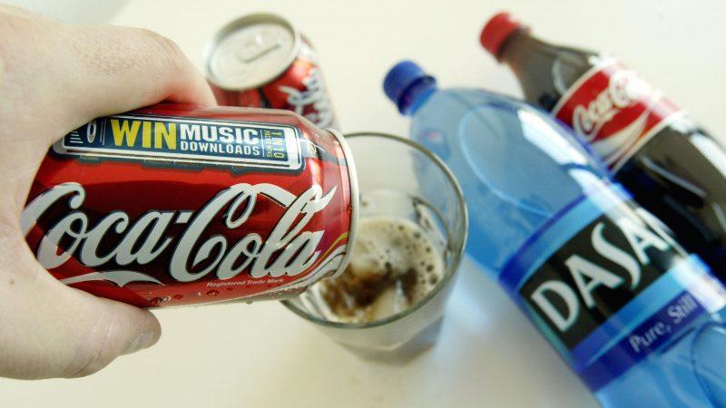Trinken Sie Coca Cola Nicht Verwenden Sie Es Als Haushaltsreiniger