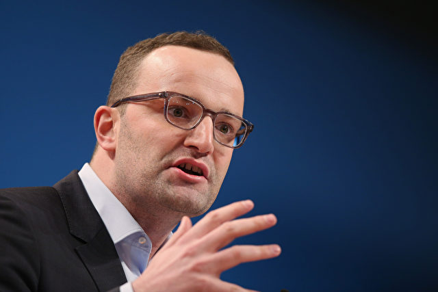 Jens Spahn (CDU) Foto: Sean Gallup/Getty Images