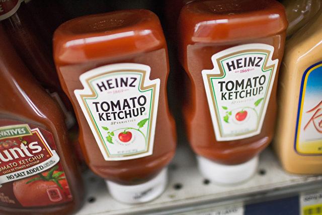 Nur 21% Tomaten in Heinz Ketchup! Foto: Scott Olson/Getty Images