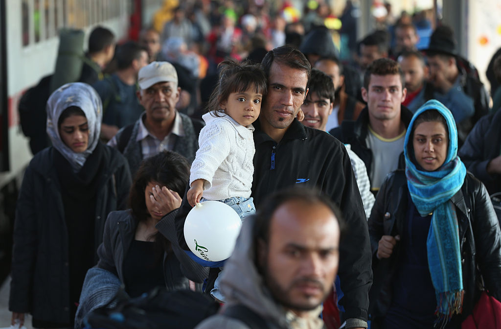 Migranten-Registrierung: 77 Prozent im Januar ohne Ausweis