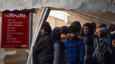 Zahl der Bezieher von Asylbewerberleistungen 2015 um 169 Prozent gestiegen