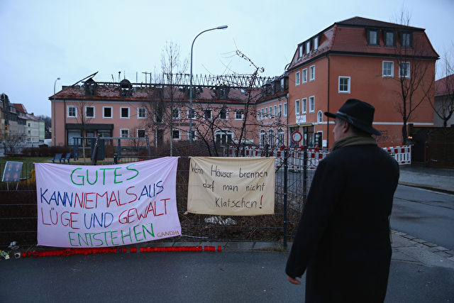21. Februar 2016, Bautzen Foto: Sean Gallup/Getty Images