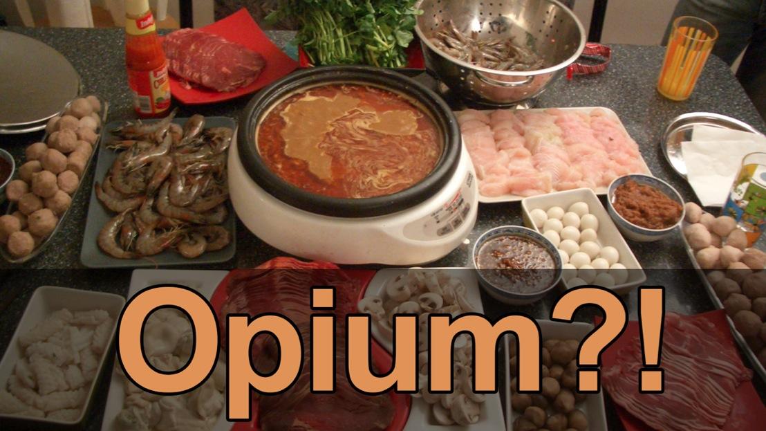 China Unzensiert: Vorsicht Suchtgefahr! Restaurants in China mischen Opium-Pulver in das Essen