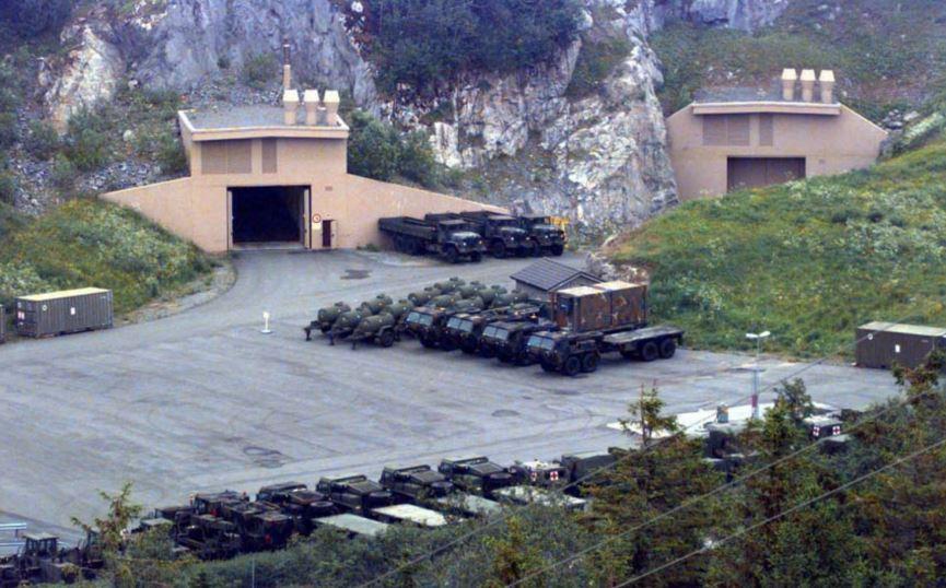 In Norwegen: Nato zieht Waffen in Höhlen zusammen und startet großes Manöver mit 16.000 Militärangehörigen