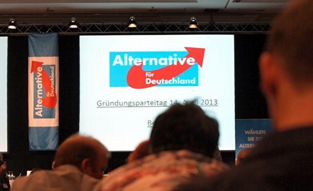 """Gründungsparteitag der """"Alternative für Deutschland"""" Foto: über dts Nachrichtenagentur"""