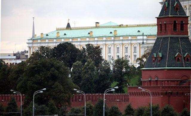 Mauer des Kreml in Moskau Foto: über dts Nachrichtenagentur