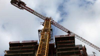 Bauindustrie läuft Sturm gegen geplantes Bauvertragsrecht
