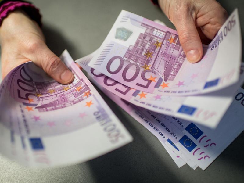 Gibt es weiterhin 500-Euro-Scheine? Die EZB prüft …