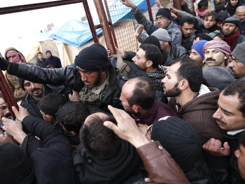 """Kein Asyl für """"einfache Wehrdienstentzieher"""" aus Syrien"""