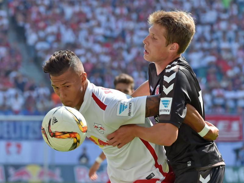 Zweitliga-Top-Duell: St. Pauli fordert RB Leipzig heraus