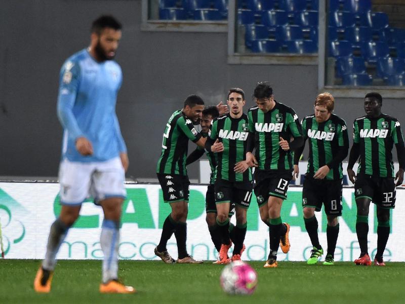 Klose und Lazio Rom unterliegen Sassuolo mit 0:2