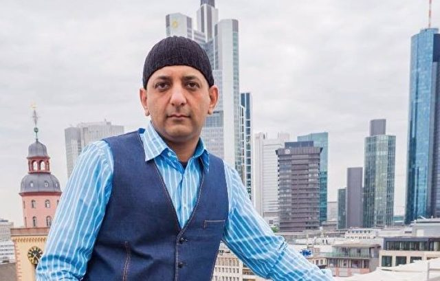 Shams Ul-Haq publiziert als Terrorismus-Experte für viele große Medien. Er lebt nahe Frankfurt am Main. Foto: Facebook /Shams Ul-Haq