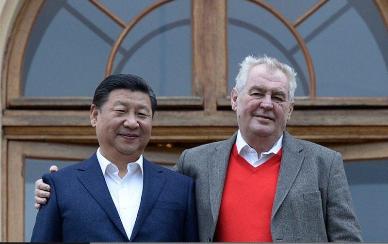 Tschechischer Geheimdienst deckt chinesische Infiltration und Spionage auf
