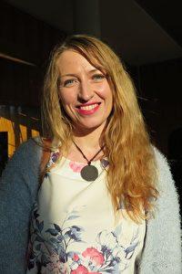 Lilia Kostova aus Bulgarien