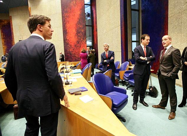 Führt Asylkrise zur Kabinettskrise in den Niederlanden?