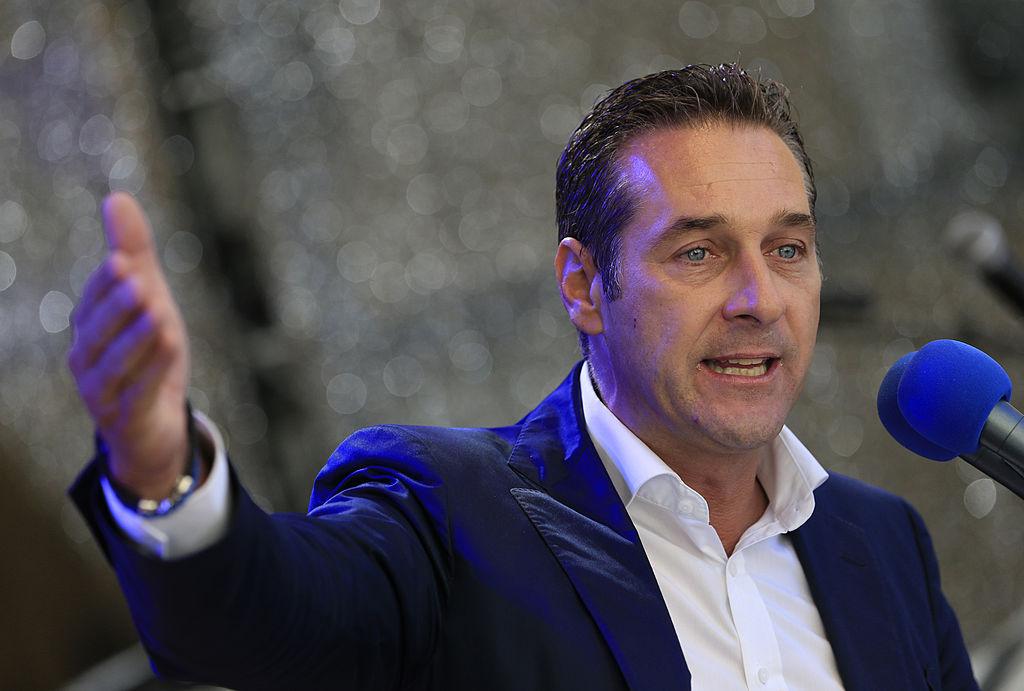 Politischer Aschermittwoch: Strache wird in Wien kandidieren und kündigt neue Bürgerbewegung an