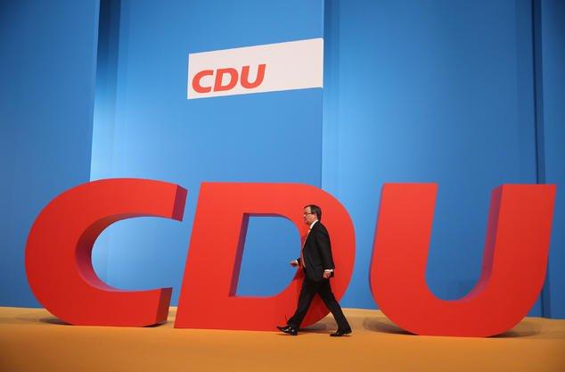 Unterwegs nach links, so sahen Wähler im November 2015 erstmals die CDU.