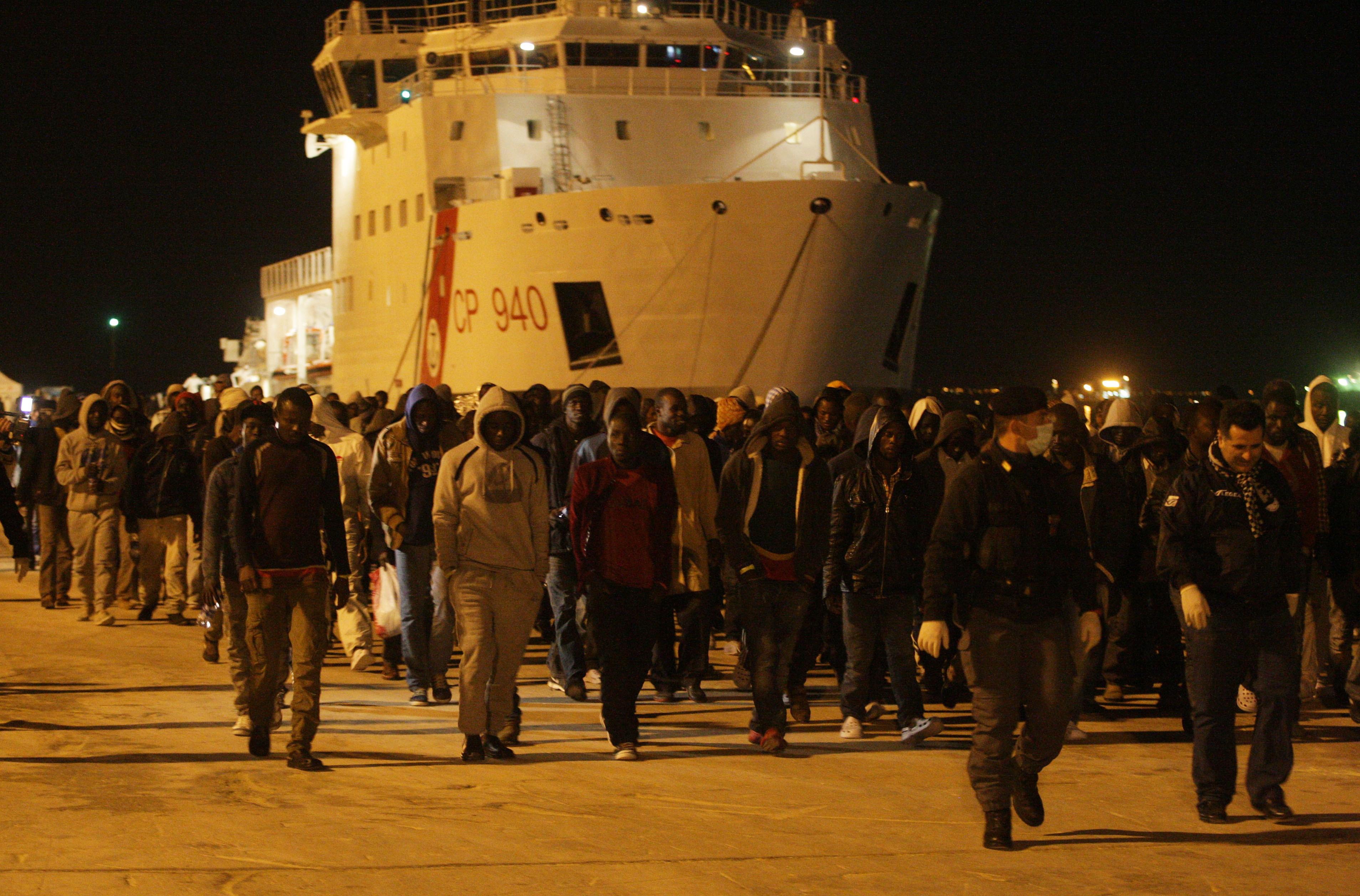 Italien: Deutliche Zunahme an Flüchtlingen nach Schließung der Balkanroute