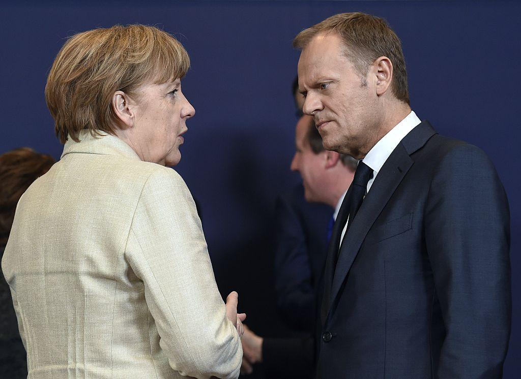 Widerstand in der EU gegen Merkels und Davutoglus Flüchtlingsplan wächst
