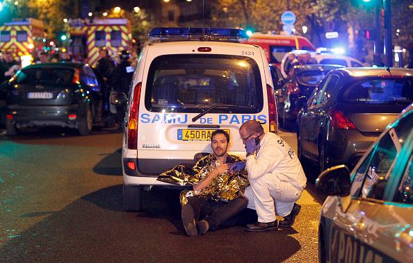 Nach den Anschlägen von Paris... Foto: Thierry Chesnot/Getty Images