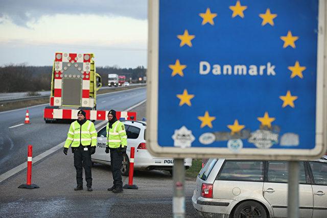 Dänemark begann Anfang des Jahres die Grenze zu Deutschland strenger zu kontrollieren. Foto: Sean Gallup/Getty Images