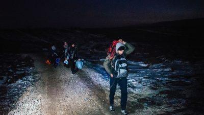 Als Flüchtlinge getarnt: Drei Brüssel-Bomber kamen über die Balkanroute