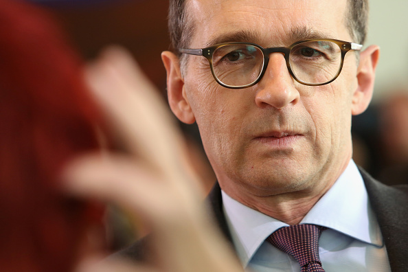 Justizminister Heiko Maas. Foto: Adam Berry/Getty Images