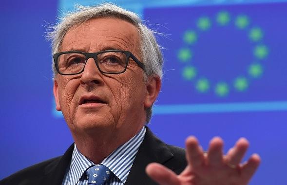 Jean-Claude Juncker, Präsident der EU-Kommission. Foto: EMMANUEL DUNAND/Getty Images
