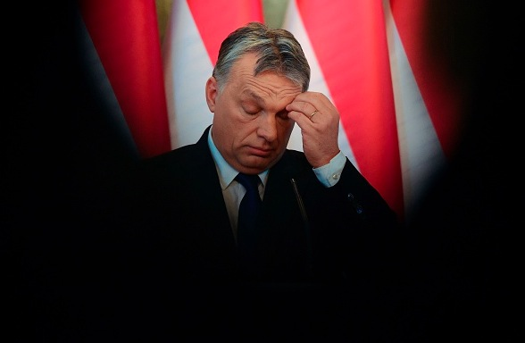 Viktor Orban Foto: ATTILA KISBENEDEK/Getty Images