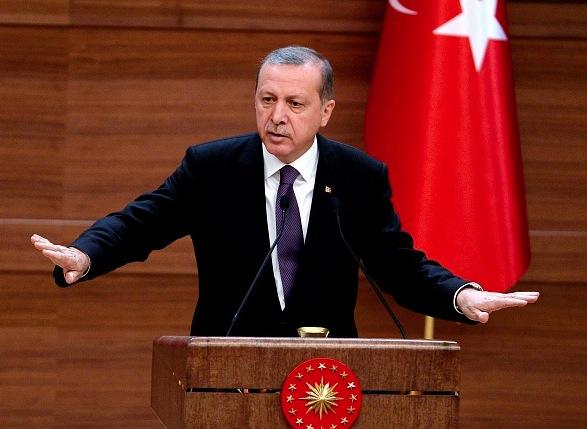 Türkische Opposition klagt gegen Erdogan: Terror-Beihilfe
