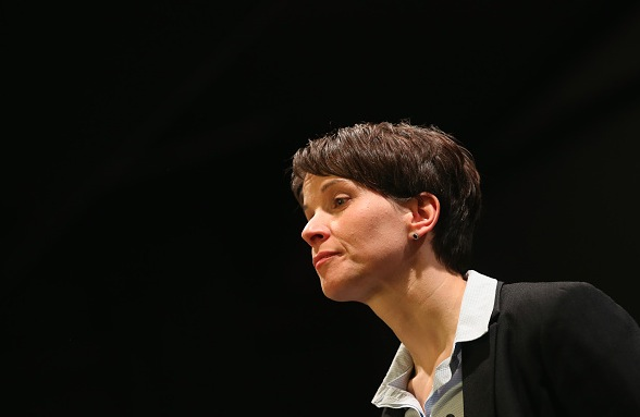 Frauke Petry Foto: Sean Gallup/Getty Images
