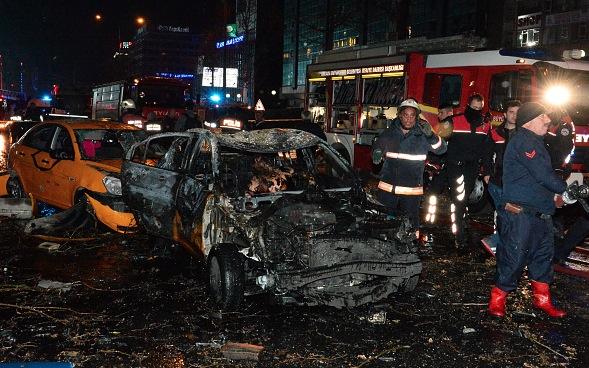Ankara: 36 Angeklagte müssen sich wegen Anschlags auf Friedensdemonstration verantworten